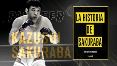 """Photo of La historia de Sakuraba """" El cazador de Gracie"""""""