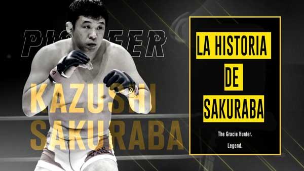 Photo of La historia de Sakuraba » El cazador de Gracie»
