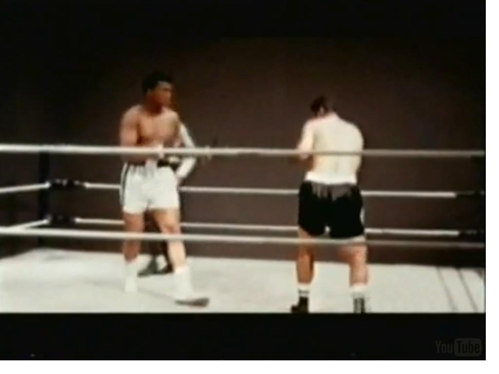 Cu  L De Los Dos Era El Mejor Peso Pesado De La Historia Del Boxeo