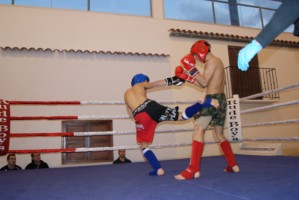 kick boxing benidorm: