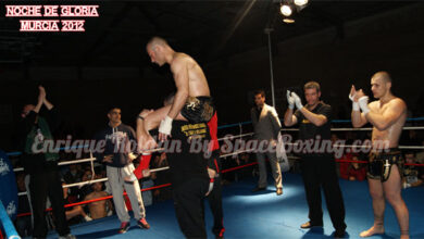 Photo of Fotos K-1 Muay Thai Velada Murcia Noche de Gloria