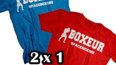 Photo of Camiseta Boxeur 2 x 1