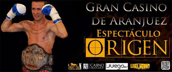 Photo of Cristofer Opazos peleará en Origen Casino Aranjuez