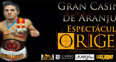 Photo of Antonio Ponce León en Origen Casino Aranjuez 20/10/12
