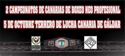 Photo of Velada con dos Títulos de Canarias de Boxeo Neo