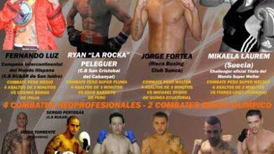 Photo of Resultados Boxeo Sedavi-Valencia12/04/13