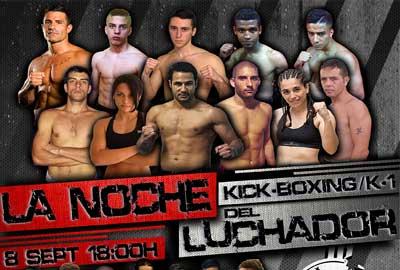 Photo of Velada K-1 «La Noche del Luchador» 08/09/13