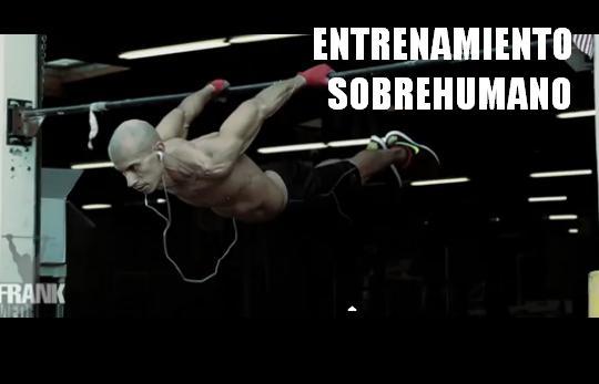 Photo of Entrenamiento sobrehumano de Frank Medrano- Video