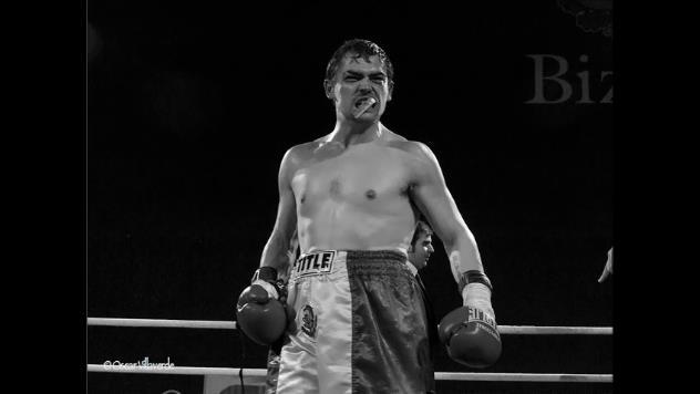 Photo of Andoni Gago peleará cinturón del Mundo Hispano del peso ligero