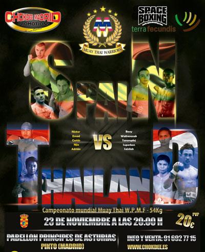 Muay Thai Warrios MAdrid