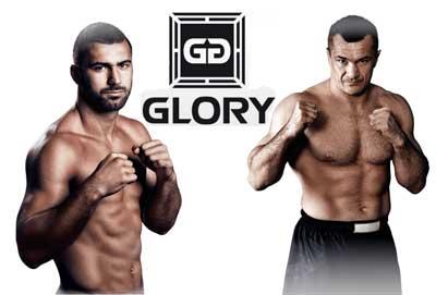 Photo of Crocop y Andrei Stoica » Fichan» por Glory