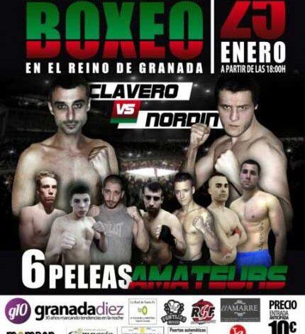 Photo of Velada Boxeo en Granada 25/01/14