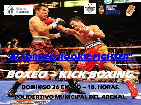 """Photo of """"IV Torneo Rookie Fighter"""" en Mallorca"""