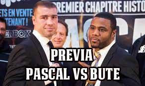 Photo of Previa Pascal vs Bute: Regreso a la acción por Jesus de Gregorio