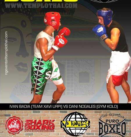 Photo of Boxeo Viernes noche en El Vendrell