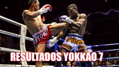Photo of Resultados Yokkao 7