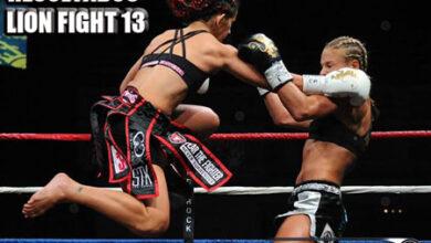 Photo of Resultados Lion Fight 13