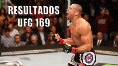 Photo of Resultados UFC 169