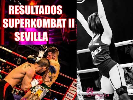 Photo of Resultados SuperKombat II Sevilla