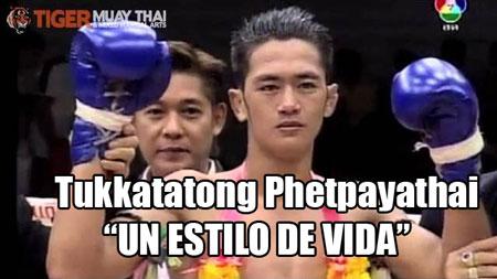 Photo of Un Estilo de Vida: Tukkatatong Phetpayathai peleador y entrenador del Tiger Muay Thai