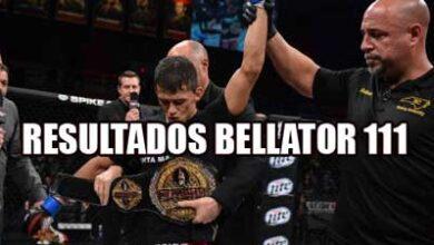Photo of Resultados Bellator 111 Dantas finaliza a Leone