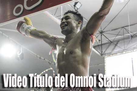 Photo of PORNSANAE gana el título del Omnoi Stadium Video