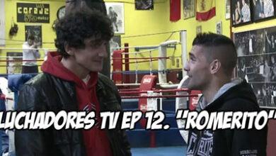 "Photo of Luchadores TV episodio 12 ""Romerito"""