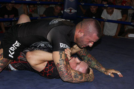 Photo of Video Tito Beltran vs Sergey Malozemov -Grappling