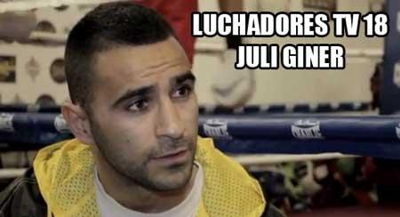 Photo of LUCHADORES TV Ep18. Juli Giner y en «por la via rapida» Chiky