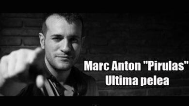 Photo of Marc Anton «Pirulas» – Ultima pelea -Video