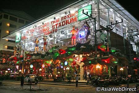 Photo of Bangla Boxing Stadium