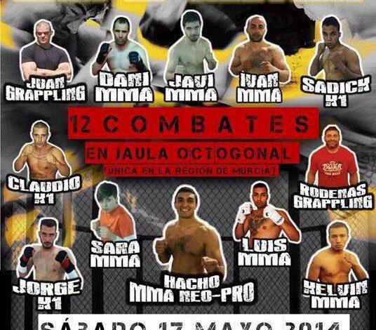 Photo of Mma K1 Grappling 17 mayo La Palestra, Murcia