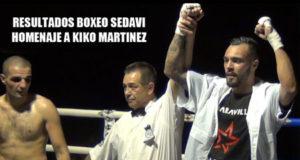 resultados-sedavi-homenaje-kiko-martinez