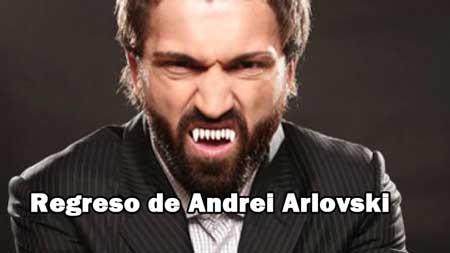 Photo of Andrei Arlovski regresa a la jaula