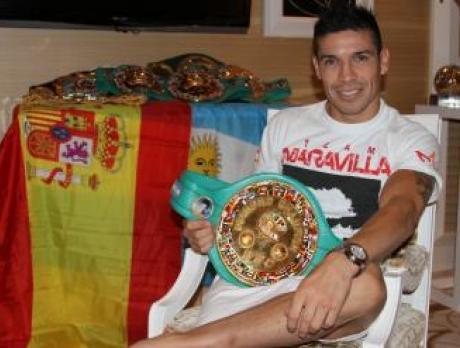 Photo of España brinda apoyo a Sergio «Maravilla» Martinez