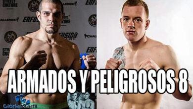 Photo of Vuelve Armados Y Peligrosos VIII Fight Night con 5 titulos en juego