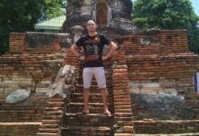 Photo of Carlos Coello Numero 6 en el Ranking Mundial  WPMF de Muay Thai