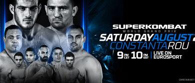 Photo of SUPERKOMBAT World Grand Prix Constanta Todas las peleas