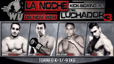 Photo of La Noche del Luchador 3