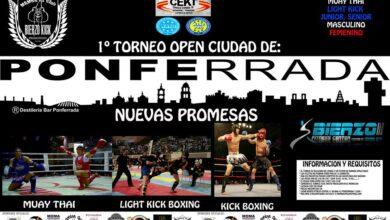 Photo of I Torneo Open ciudad de Ponferrada (NUEVAS PROMESAS )