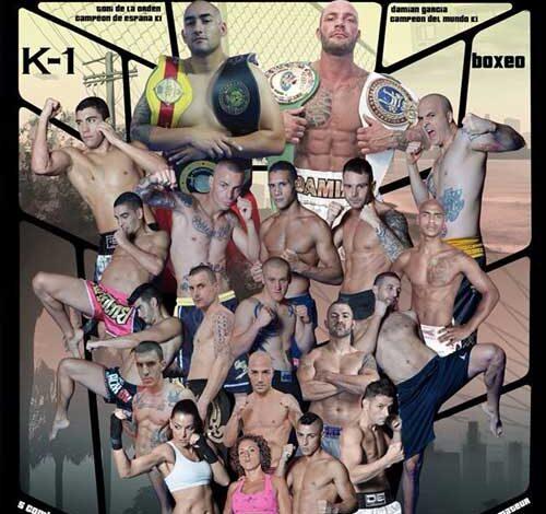 Photo of Profesional KickBoxing IV 18/10/14