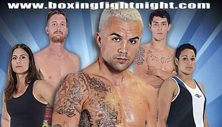 Photo of Boxing Fight Night en Benidorm 17 Octubre