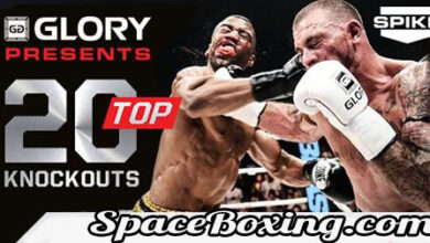 Photo of Videos Top 20 Knockouts de Glory , Parte 3 de 4