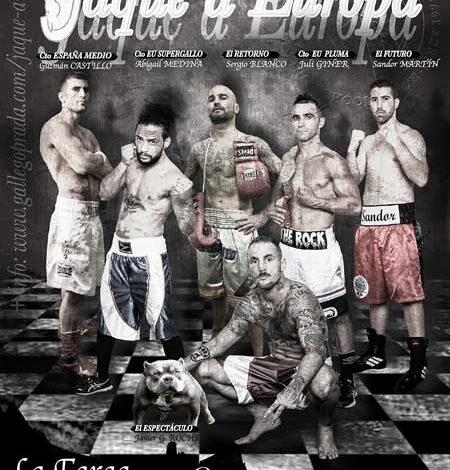 """Photo of Velada Boxeo """"Jaque a Europa"""" en La Farga Hospitalet"""