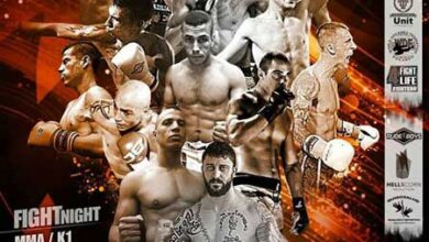 Photo of Mix Fight Events K-1 MMA  Hotel Olympia
