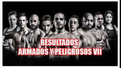 Photo of Resultados Armados y Peligrosos VIII- Last Battle