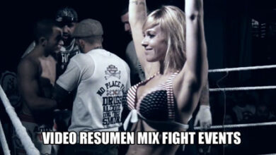 Photo of Video resumen Mix Fight Hotel Olympia 10 Octubre