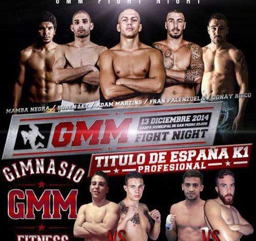 Photo of K-1 Fight Night GMM- Espectacular Velada