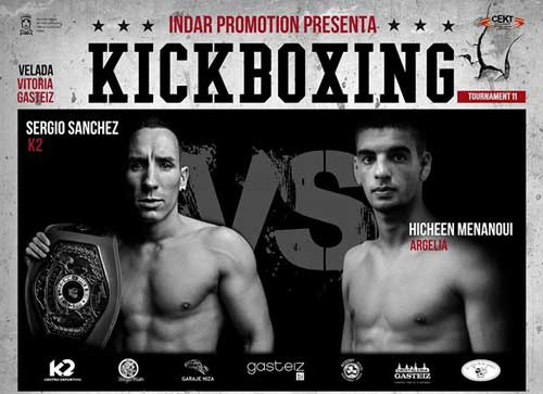 Photo of Kick Boxing Tournament XI en Vitora-Gasteiz