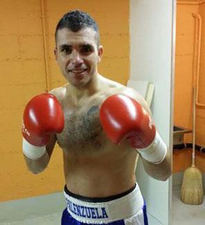 Photo of Roberto Palenzuela vence por KO 1º , King Daluz no pudo ser